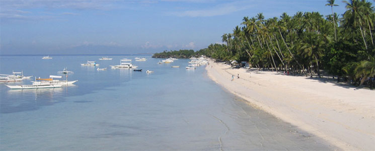 Alona Beach, Bohol, Philippines