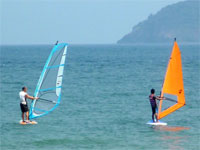 Water Sports at Cagayan Valley, Philippines