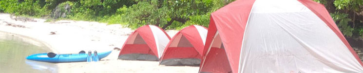 Camping in the Philippines