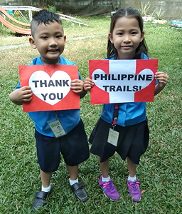 Thank you Philippine Trails Picture