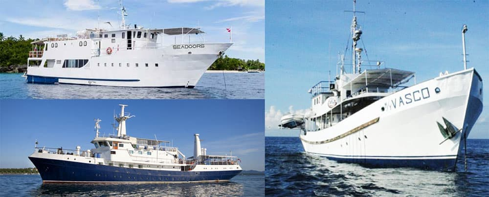 Liveaboard Diving Holidays in the Philippines
