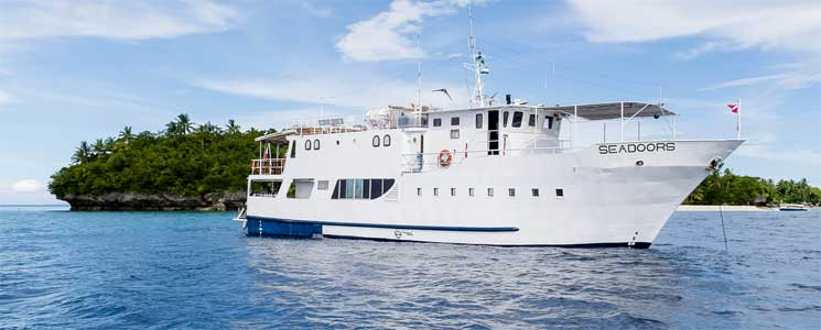 Liveaboard Dive Cruises in the Philippines