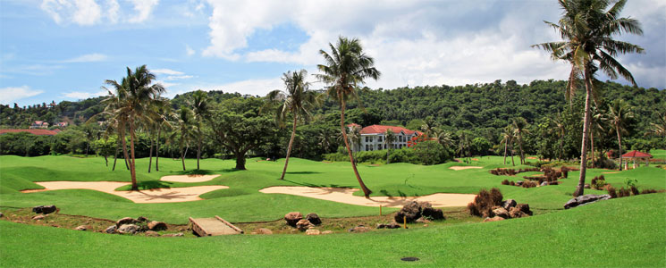 Fairways and Bluewater Golf Resort, Boracay, Philippines