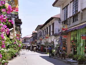 Tours of historic Vigan, Philippines