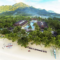 Sheridan Beach Resort & Spa, Sabang Beach, Palawan, Philippines