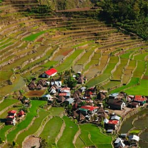 Batad, Rice Terraces, Philippines