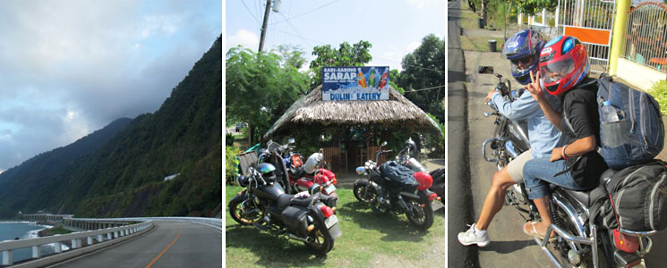 Motorcycling in the Philippines