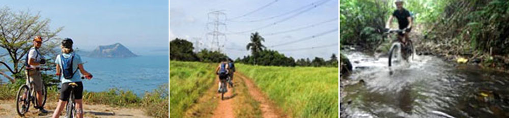 South Luzon Cycle Tour