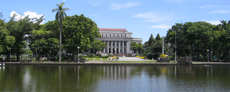 Capitol Park and Lagoon, Bacolod, Negros Occidental