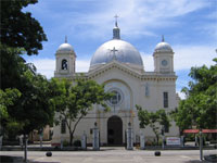 San Diego Pro Cathedral, Silay