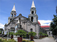 Jaro Cathedral, Panay, Philippines