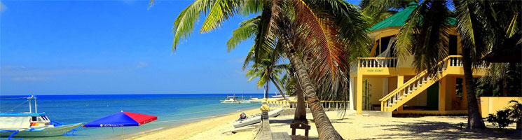 Lanas Beach Resort, Caribou Island, Romblon, Philippines
