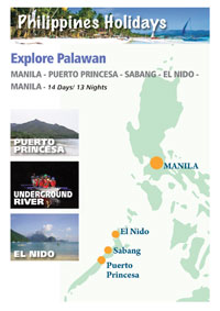 Philippines Tour Itinerary for Travel Agents